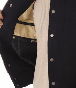 Teddy LC8705 cuir et laine Schott