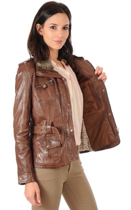 Veste Betty Bison