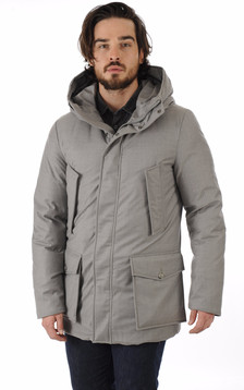 Parka Homme LP Mountain Gris1