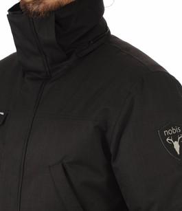 Doudoune Stanford noire Nobis