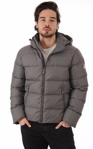 Doudoune Spoutnic Jacket Zinc