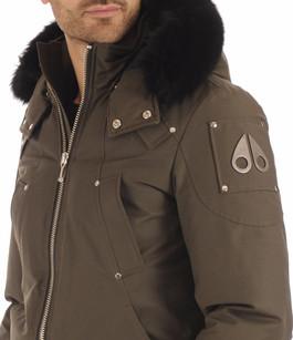 Bl Doudoune Textile Homme Moose Knuckles