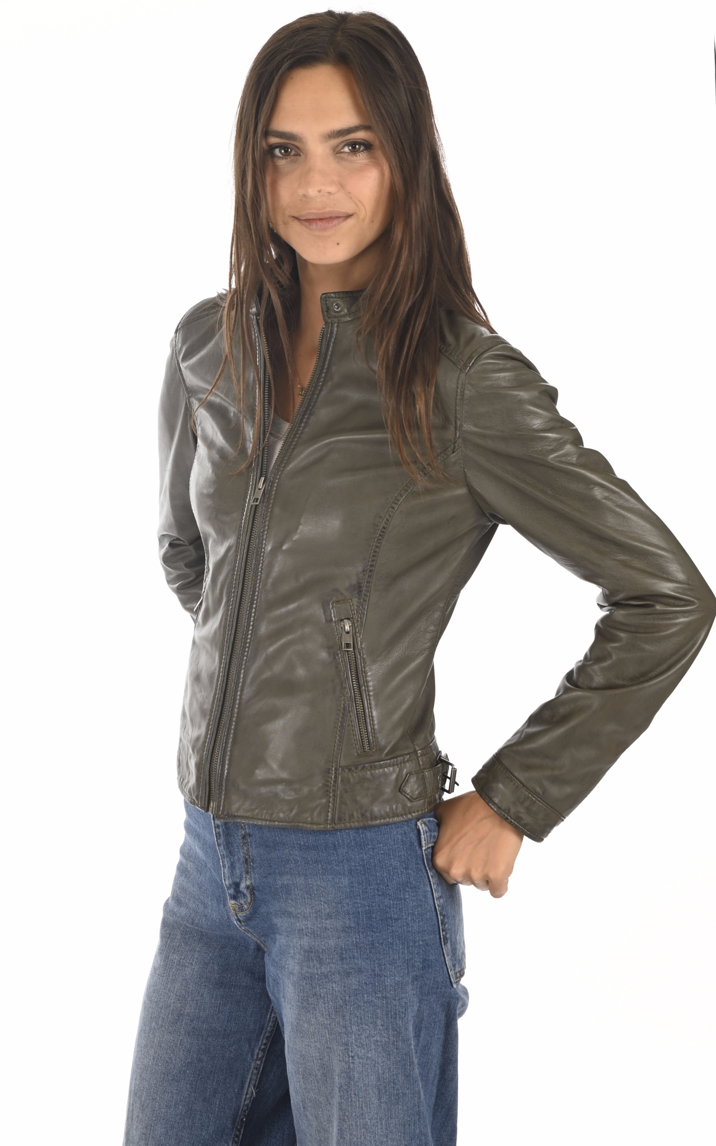 Blouson Karine bronze Oakwood