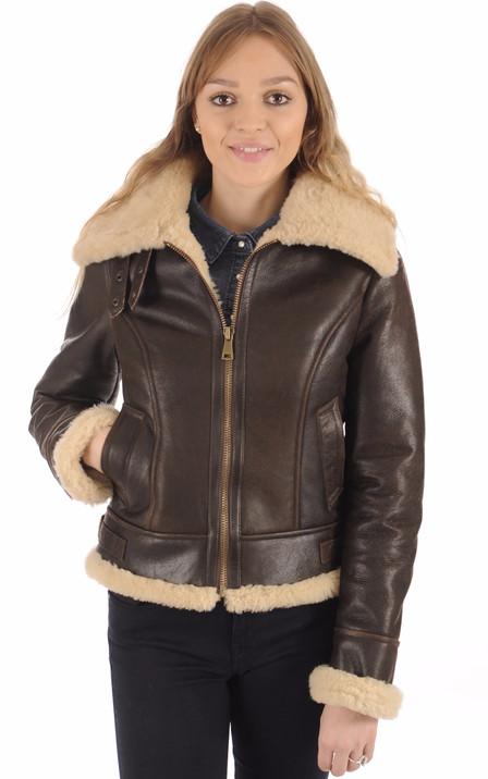 a00af38f57f Peaux lainées Femme - La Canadienne   peaux lainées Giorgio