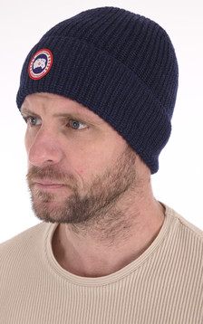 Bonnet Arctic Disc navy heather