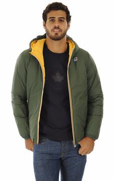 Coupe-vent Jacques jaune et vert