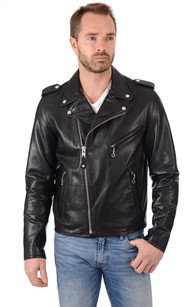 Perfecto Homme Vachette LC1140