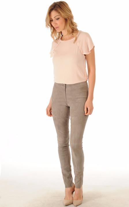 5a56e8c18b9f5 Pantalon et short cuir femme Oakwood, Scotch & Soda | La Canadienne