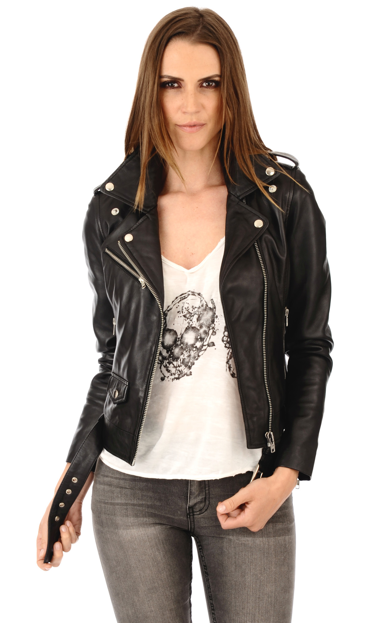 Blouson Rock Girl