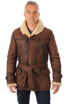 Veste Canadienne en Mouton US