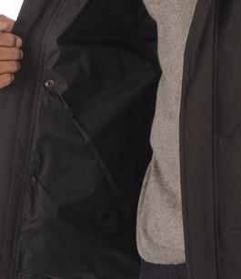 Parka MacMillan noire Canada Goose
