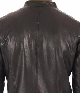 Blouson cuir agneau noir homme Daytona 73