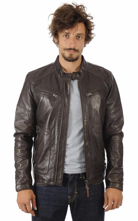 Redskins Homme   Blouson cuir, veste en cuir Redskins pour homme 1c32e39c629