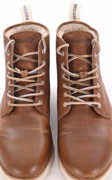 Boots montantes camel