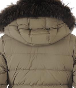 Doudoune Halny Jacket Kaki Pyrenex
