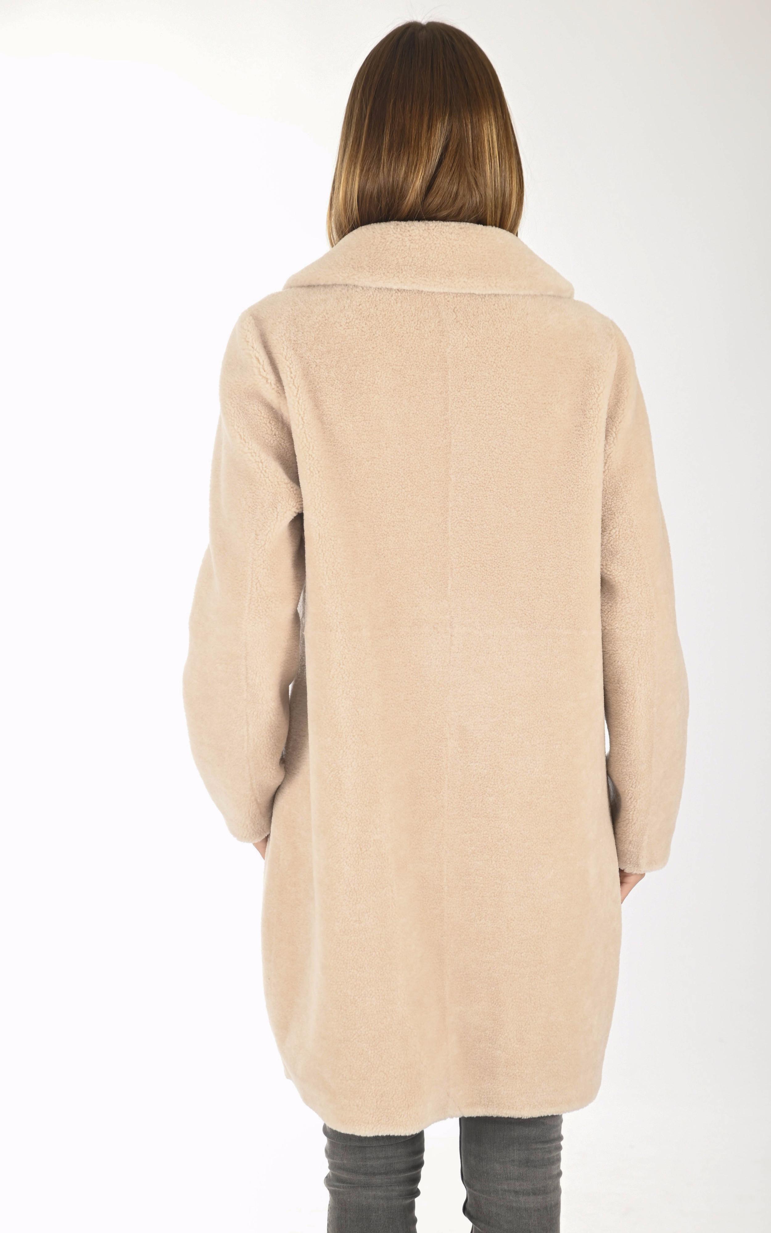 Manteau Venus beige Oakwood