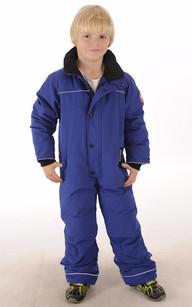 Combinaison Grizzly Snowsuit Bleu Pacifique1