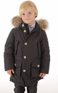 ARTIC PARKA Anthracite Enfant
