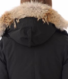 Parka Montebello Black Canada Goose