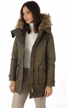 Parka Military Scarlett Eskimo 3-in-11