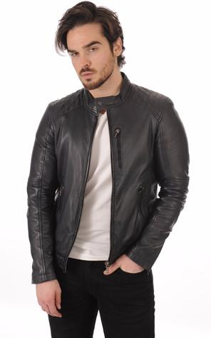 Collection Cuir Homme - La Canadienne, blousons cuir, vestes, peaux ... f79fd60c34c