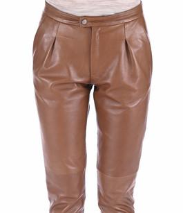 Pantalon Chino Femme Caramel La Canadienne
