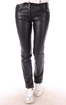 Pantalon coupe slim Femme1