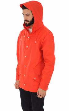 Imperméable 1201 rouge homme