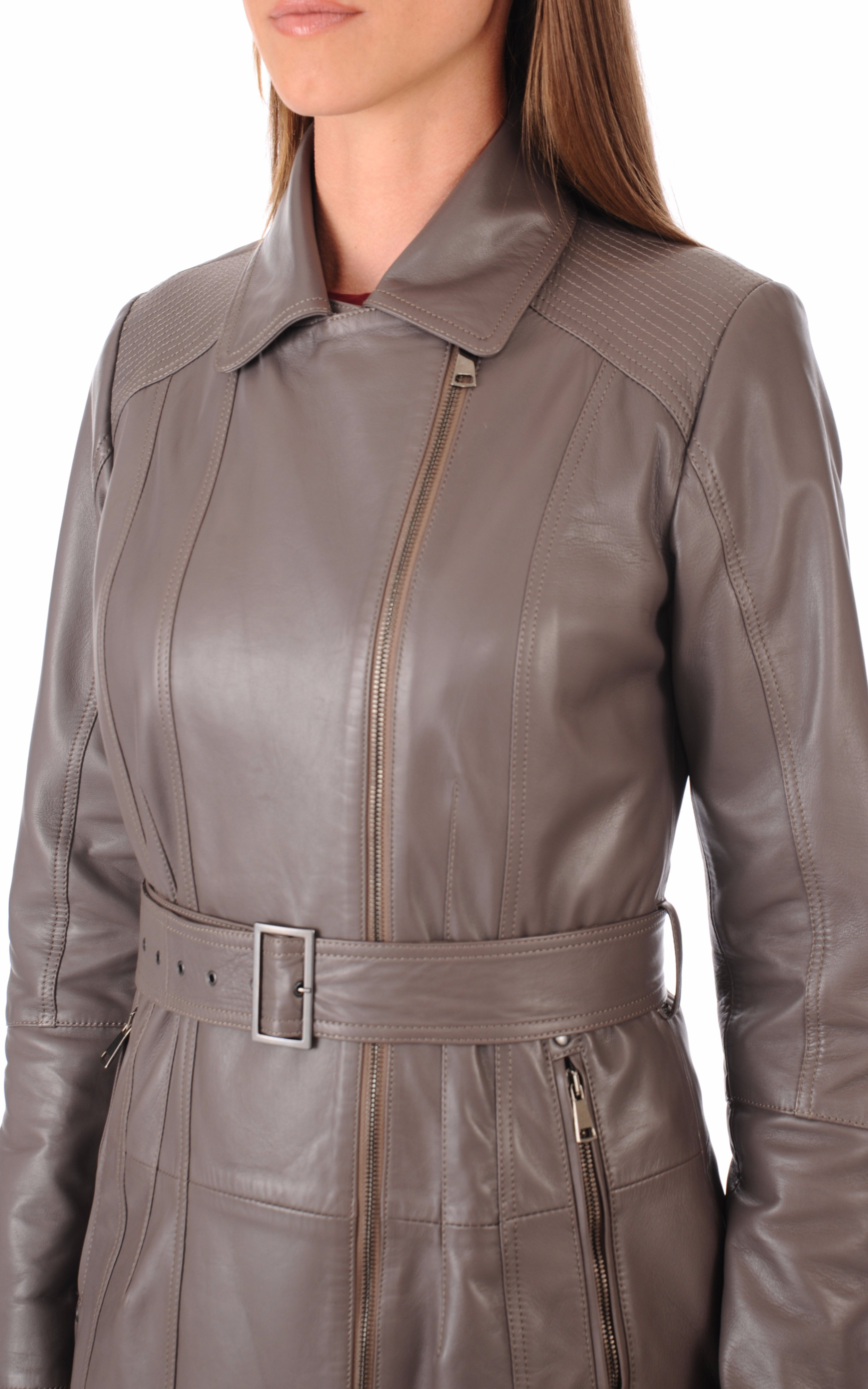 Trench Cuir Femme 29th October