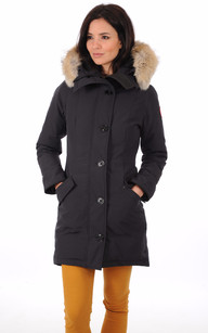 Parka Rossclair Navy