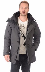 Parka The Chateau Graphite1