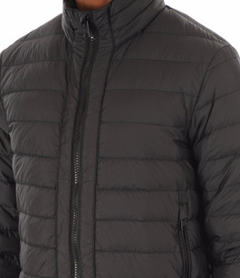 Doudoune fine Bering noire Woolrich