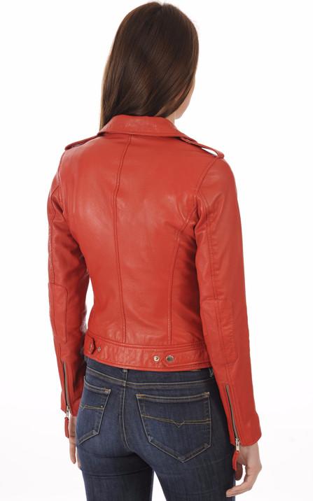 ee9abc5095da Perfecto Cuir Femme - Schott, Oakwood, Redskins +100 modèles - La ...