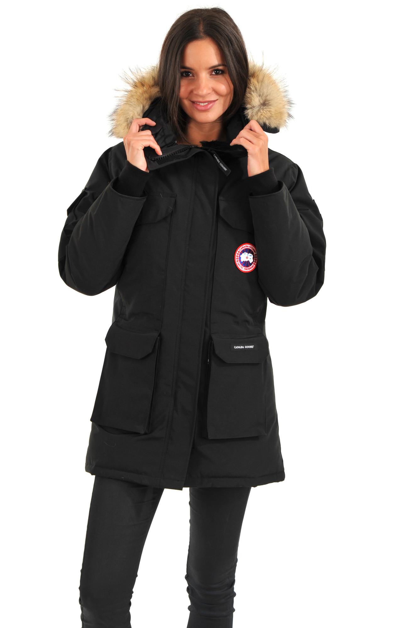 canada goose femme expedition