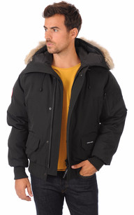 canada goose chilliwack homme grise