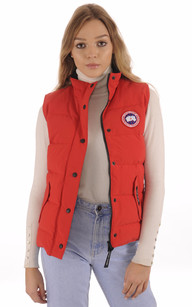 Gilet Femme Freestyle Red