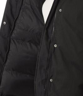Parka Bordeaux Jacket Noir Pyrenex
