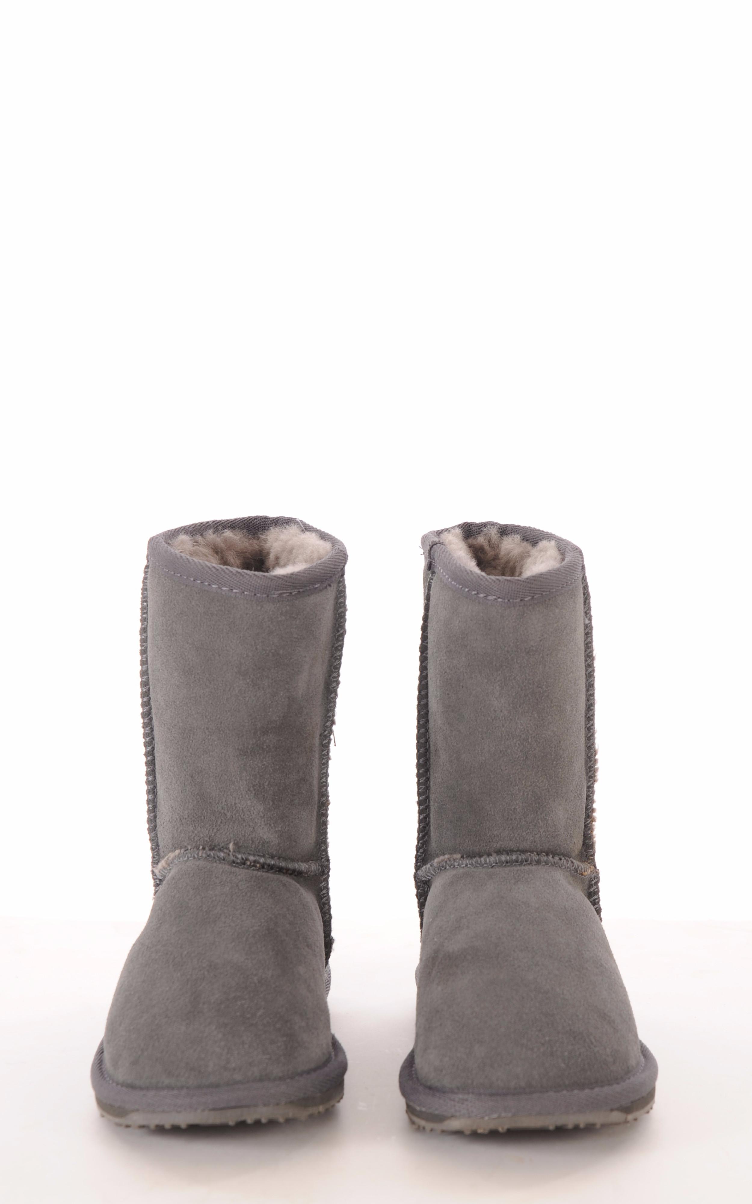 Boots Mérinos Enfant Emu