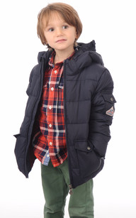 Doudoune Authentic Jacket Little Marine1