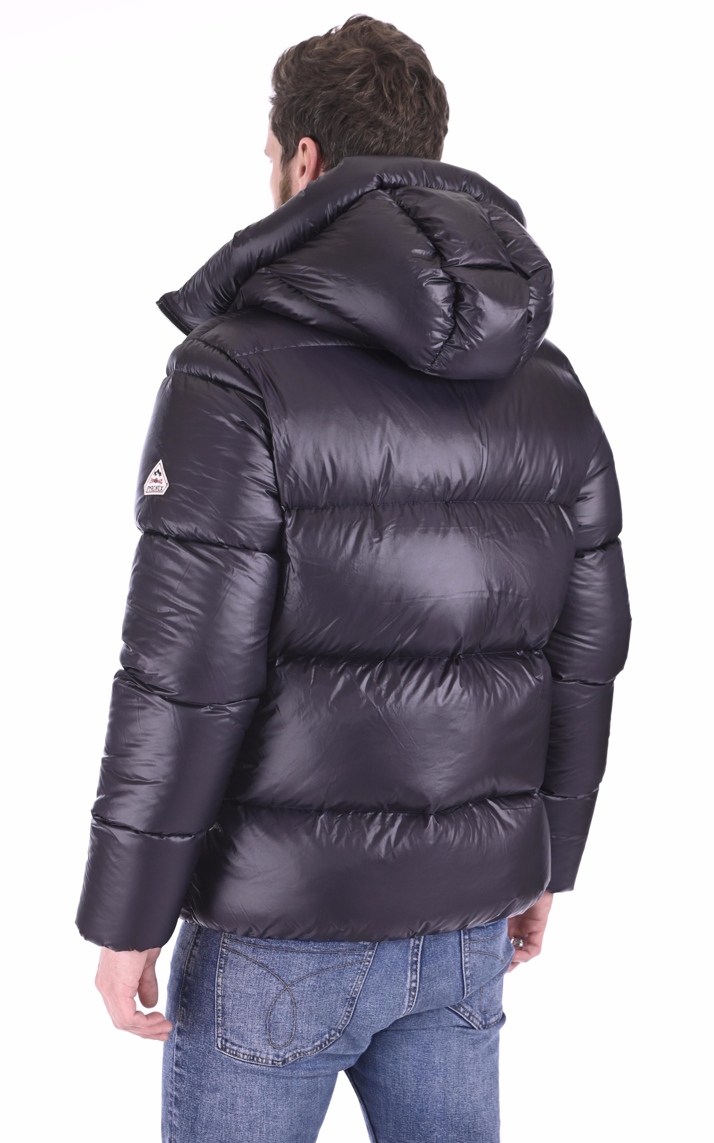 Doudoune Barry noire Pyrenex