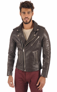 Perfecto Cuir Vachette Homme
