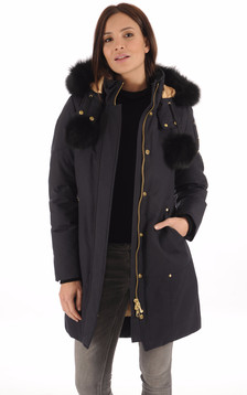 Parka GOVERNOR LAKE Marine-Noir1
