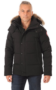 Parka Wyndham Black