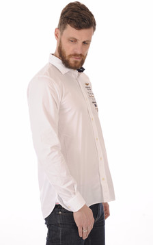 Chemise Blanche AOC1
