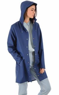 Imperméable 1202 bleu femme