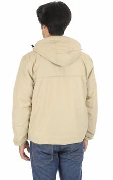 Coupe-vent Orsetto fourré polaire beige