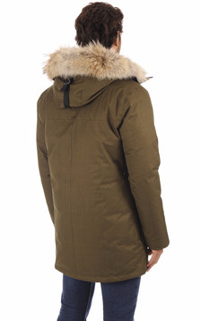 Parka Yves Fatigue Homme