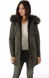 Manteau femme superdry