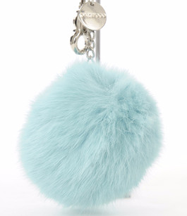 Porte Clef Lapin Bleu Ciel Oakwood