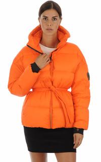 Doudoune Mika orange